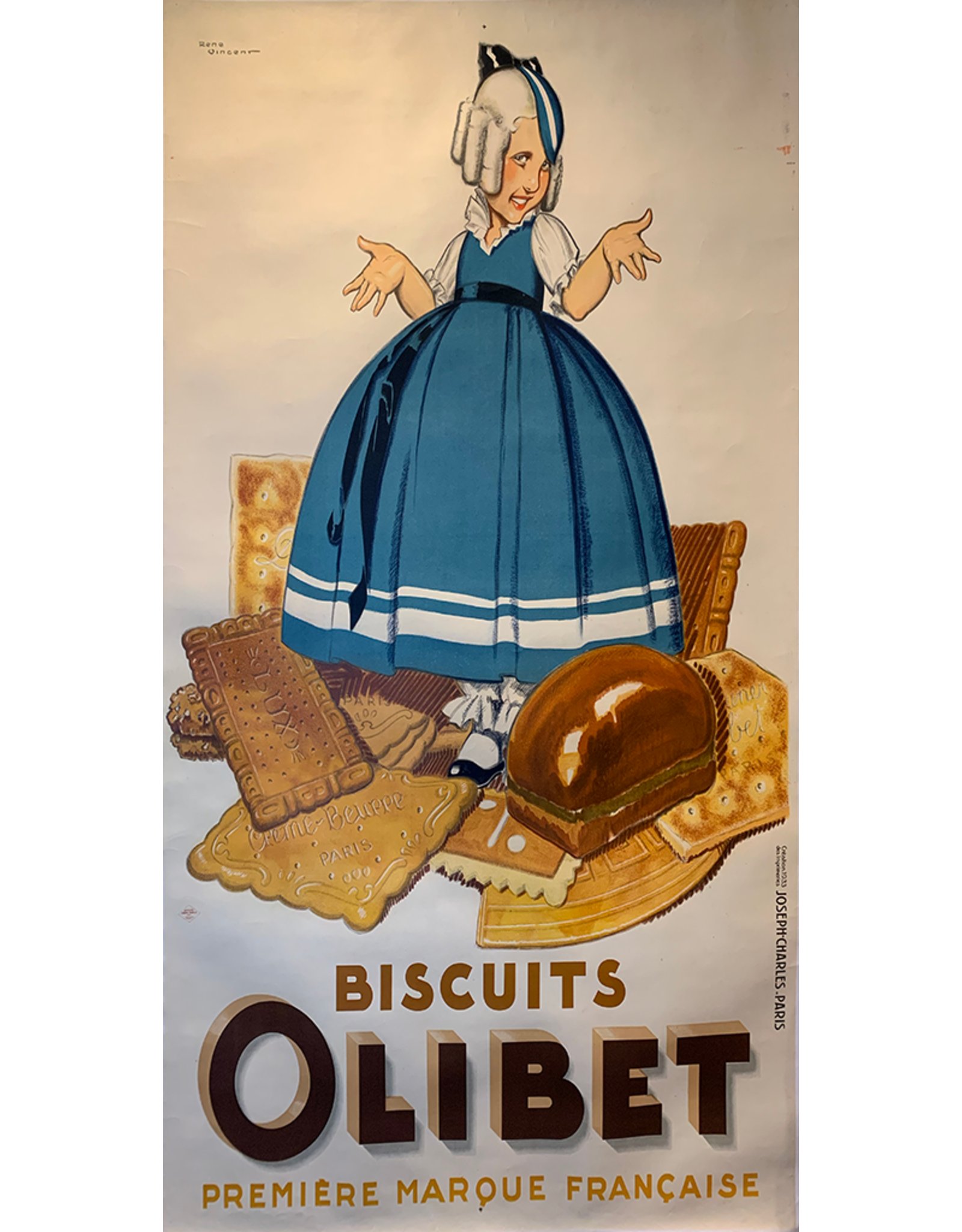 SPV Olibet Biscuits