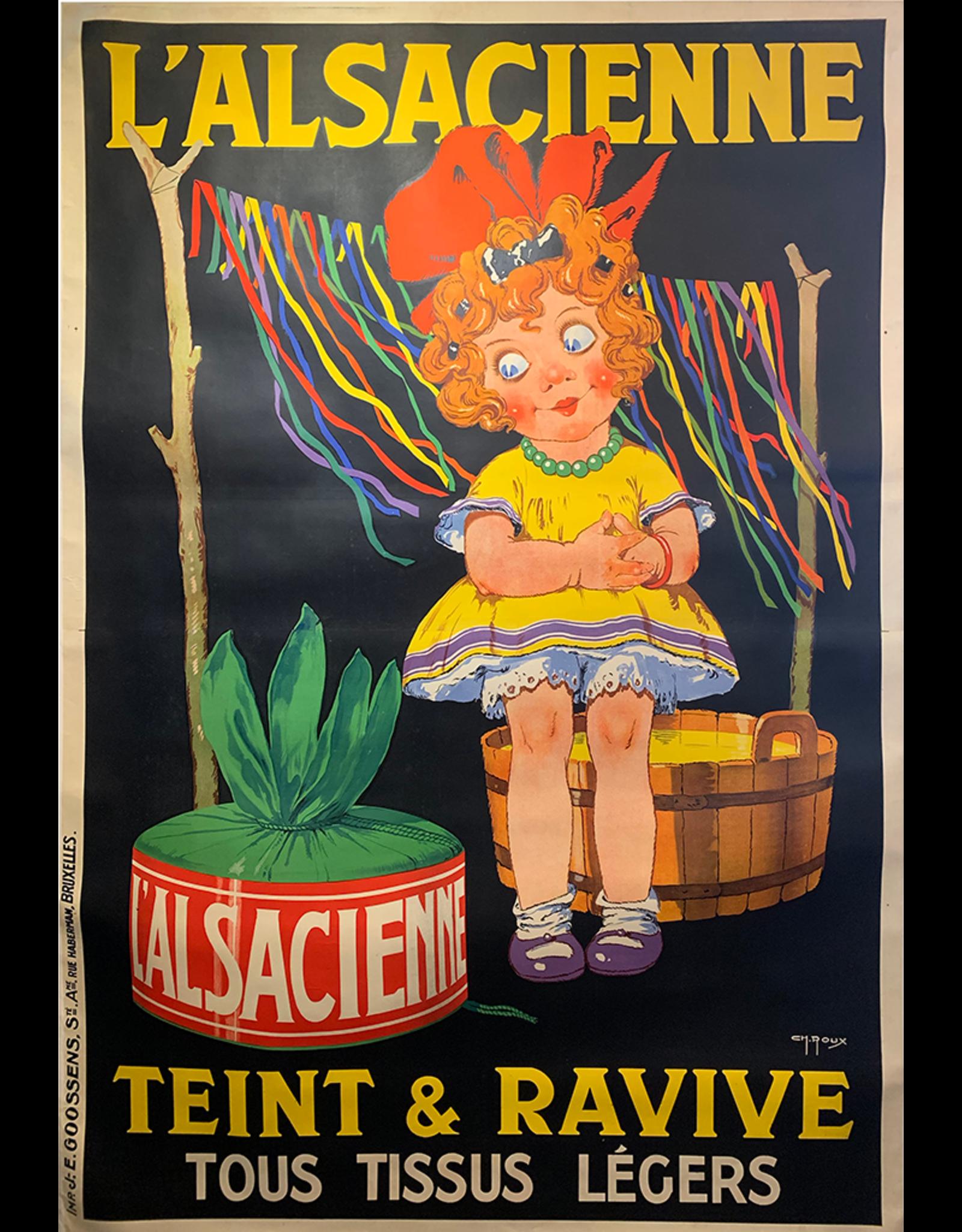 SPV L'Alsagienne Teint &Ravive