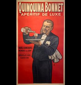 SPV Quinquina Bonnet Aperitif De Luxe