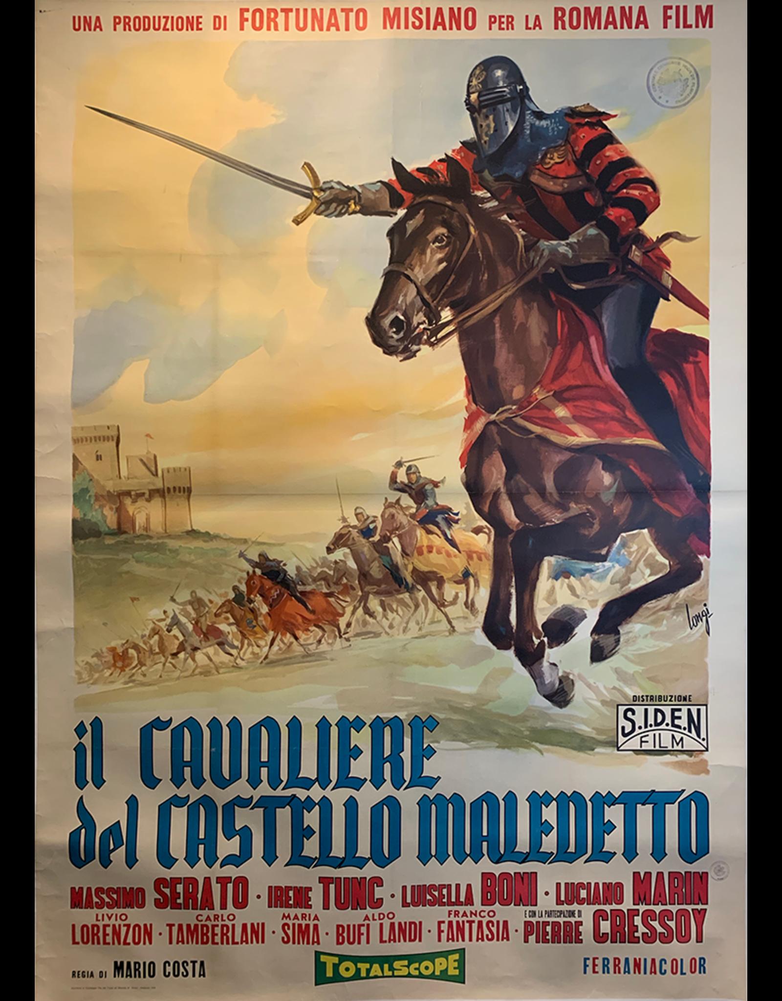 SPV il Cavaliere del Castello Maledetto