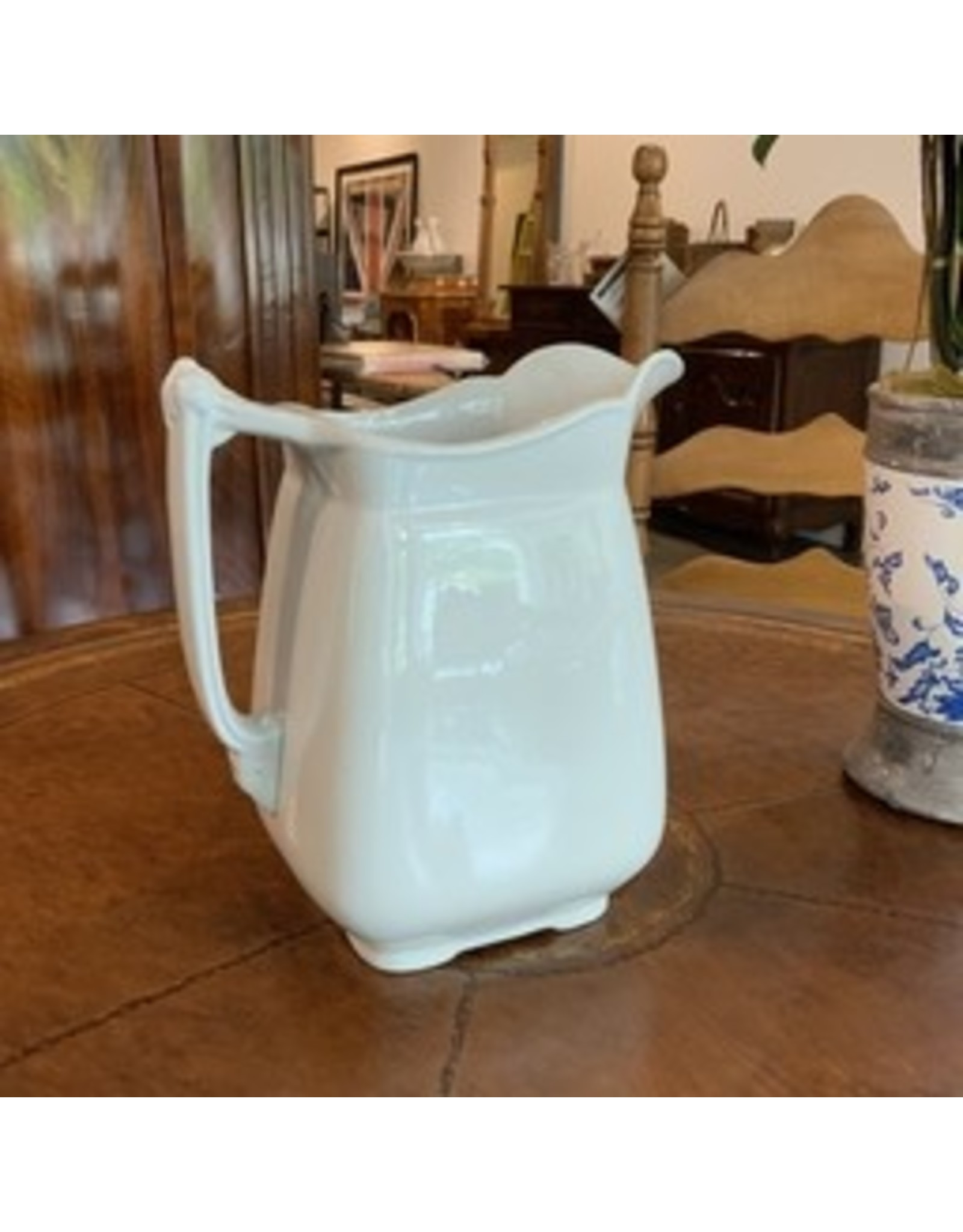 SPV Vintage Ironstone Pitcher