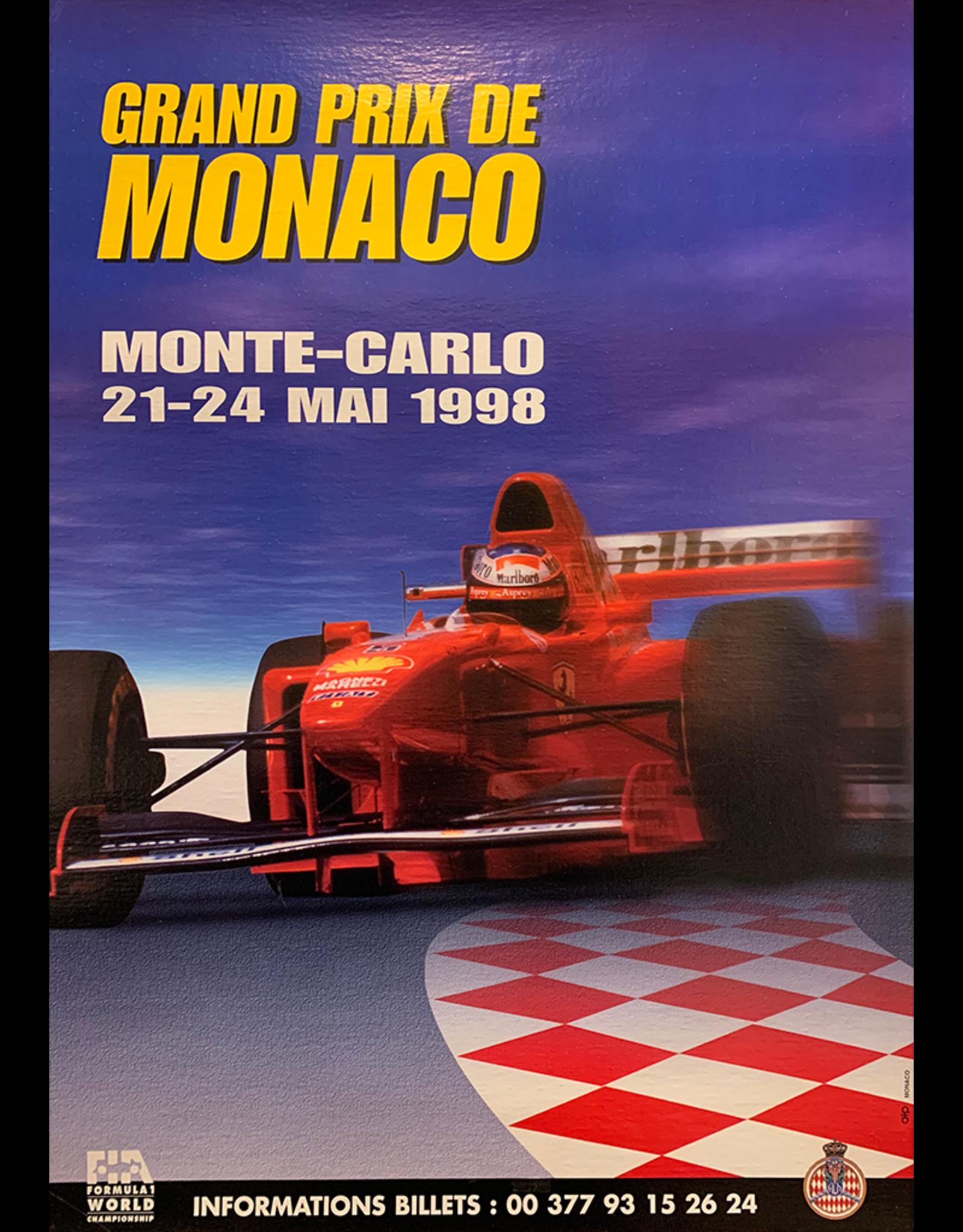SPV Grand Prix De Monaco, Ferrari Shumacher