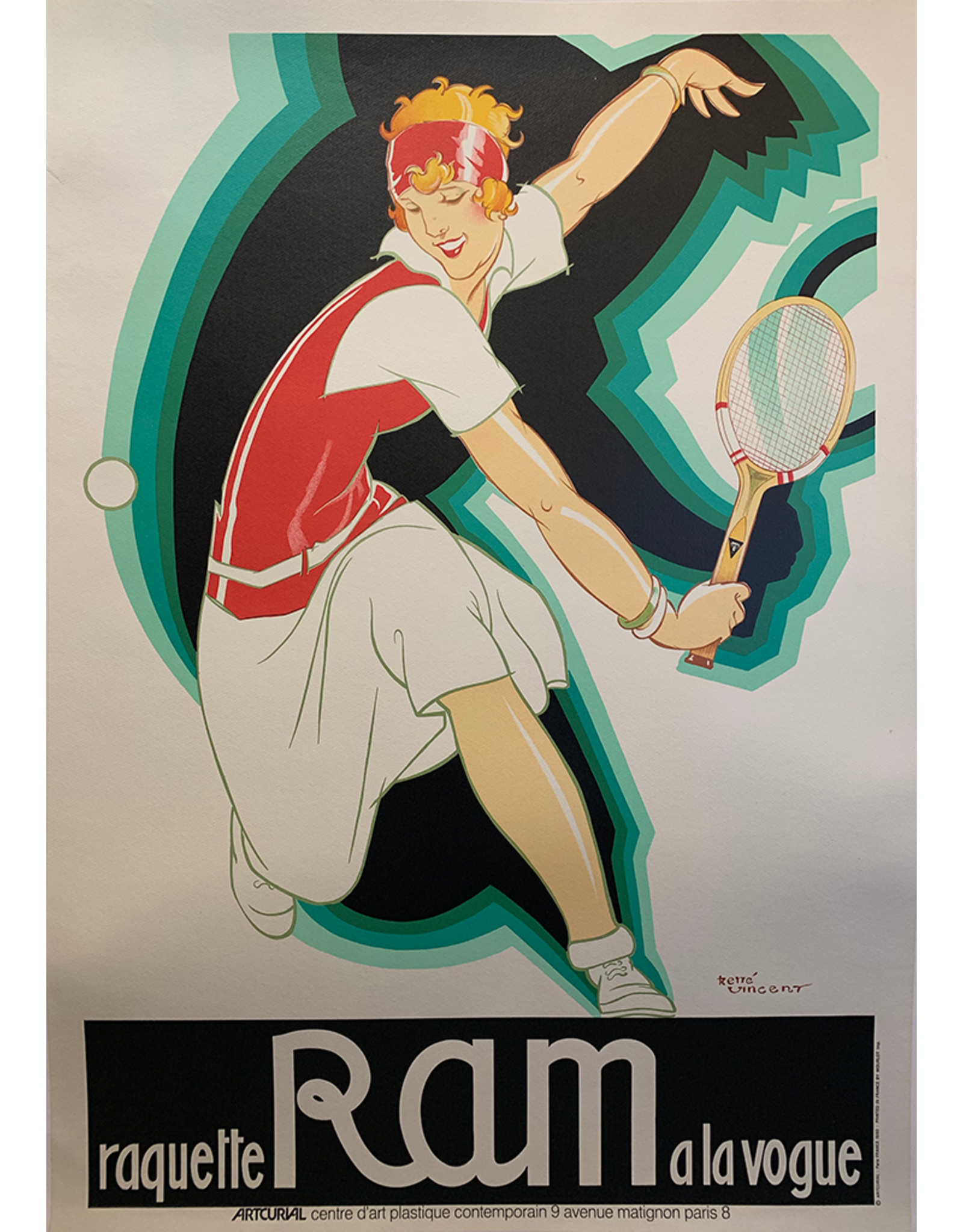 SPV Racquette Ram