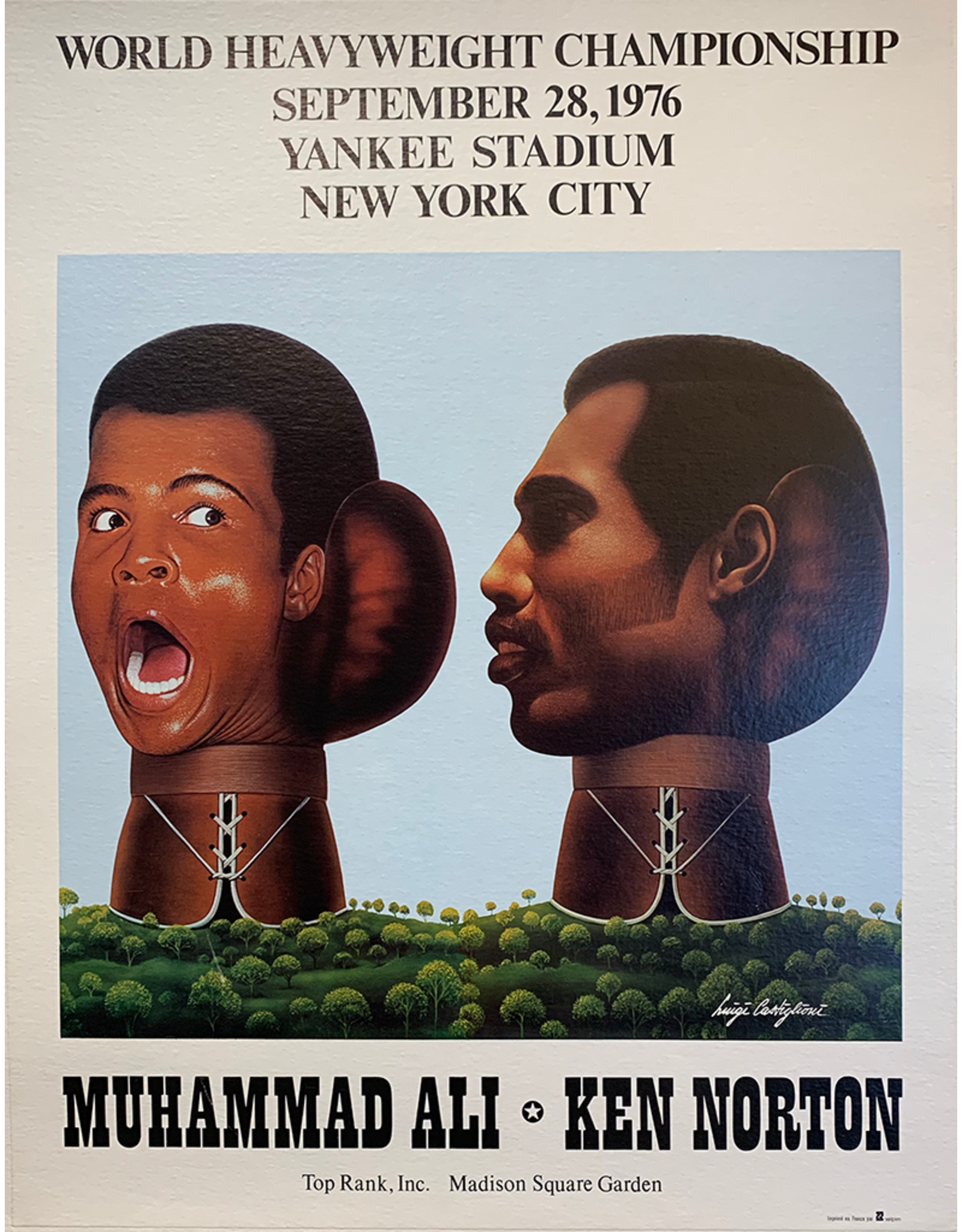 SPV Muhammad Ali*Ken Norton