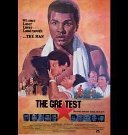 SPV Muhammad Ali, The Greatest Move Poster