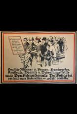 SPV German Propaganda Poster