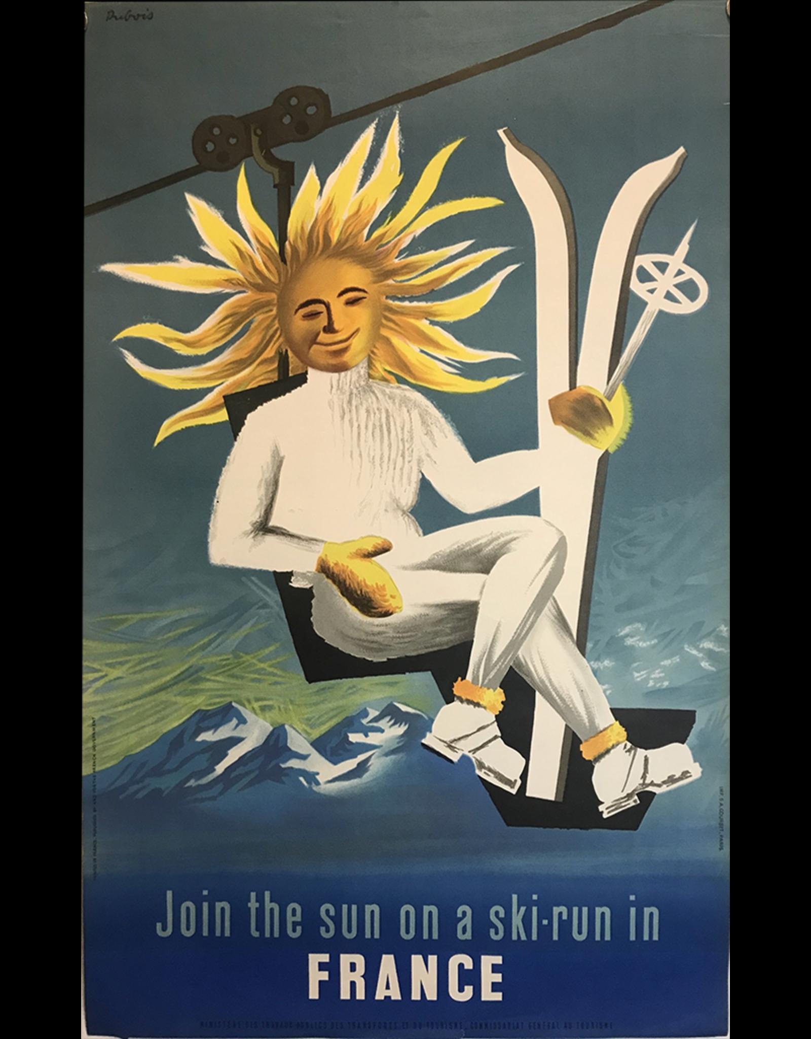 SPV Join the sun on a ski-run in FRANCE