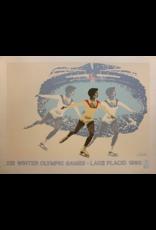SPV XIII Winter Olympic Games Lake Placid 1980