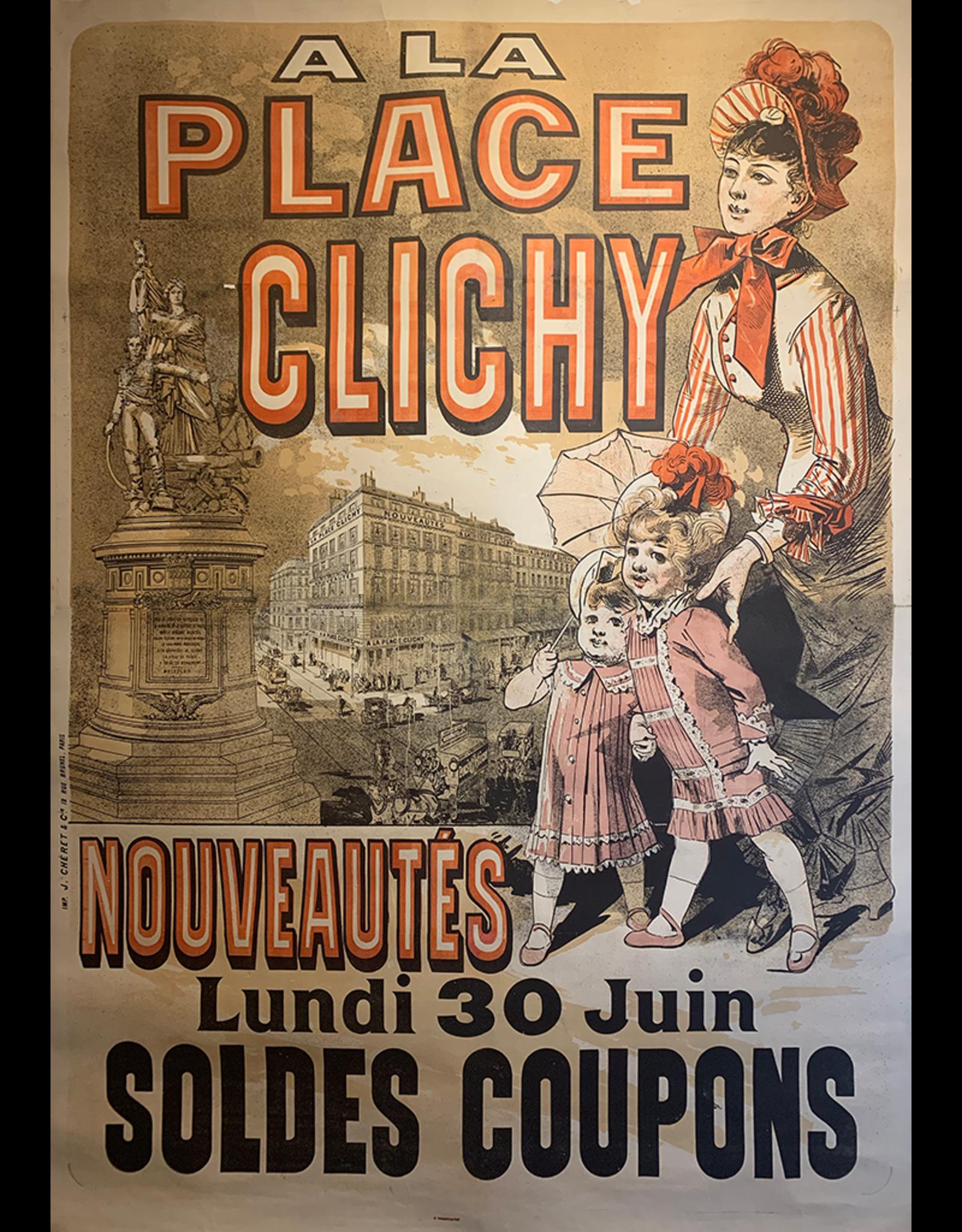 SPV A La Place Clichy