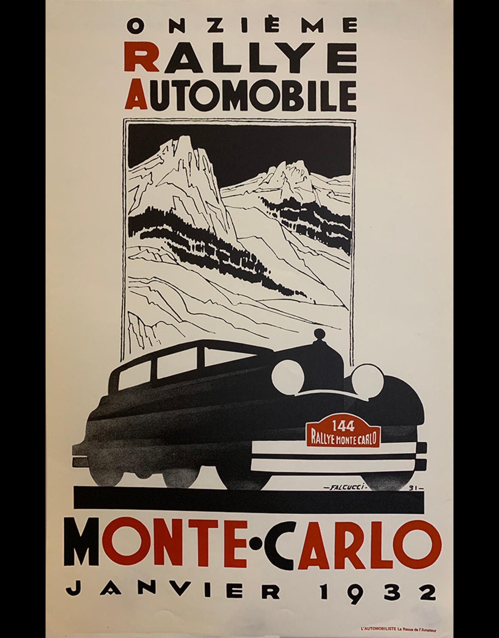 SPV Rallye Automobile Monte Carlo