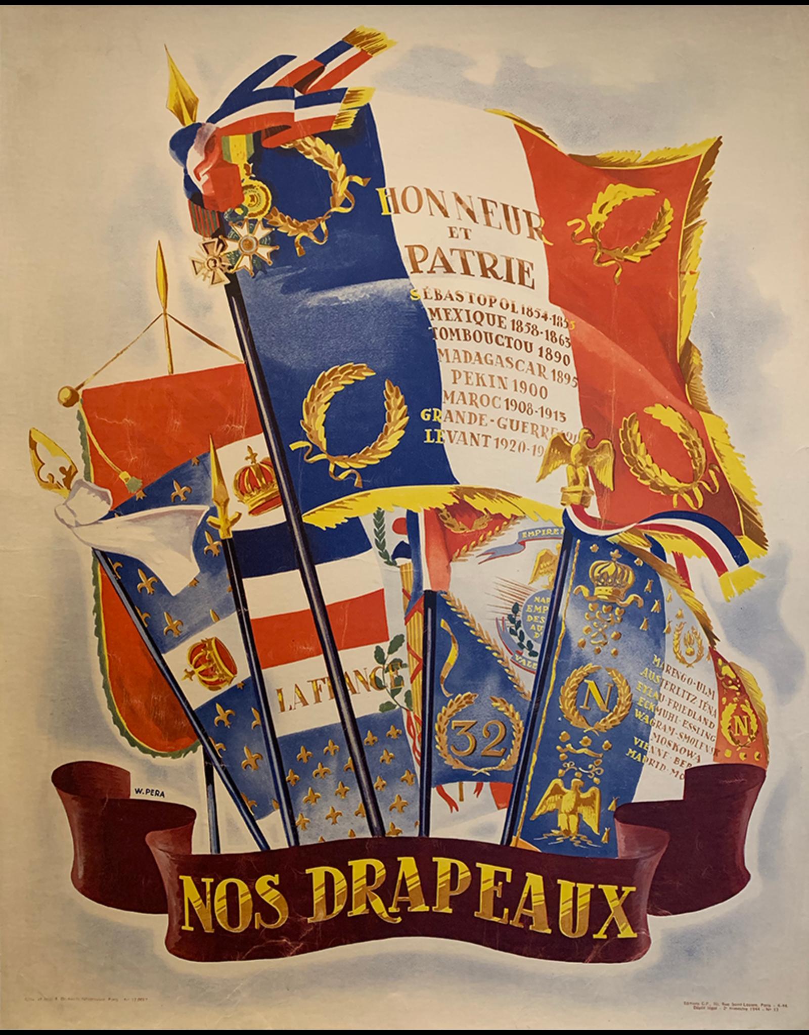 SPV 1944 Nos Drapeaux