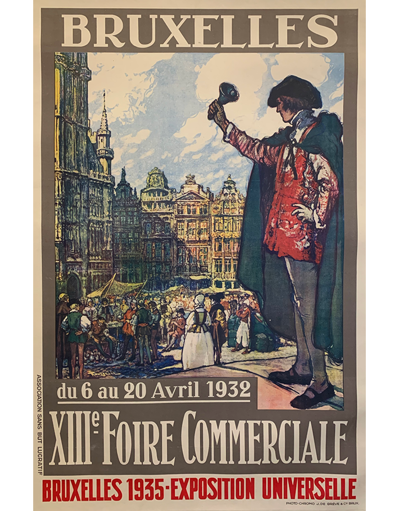 SPV Bruxells, XIII Foire Commerciale