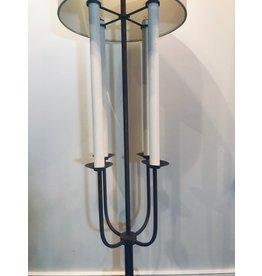 SPV Tommi Parzinger Gilt-Iron Candelabra Floor Lamp