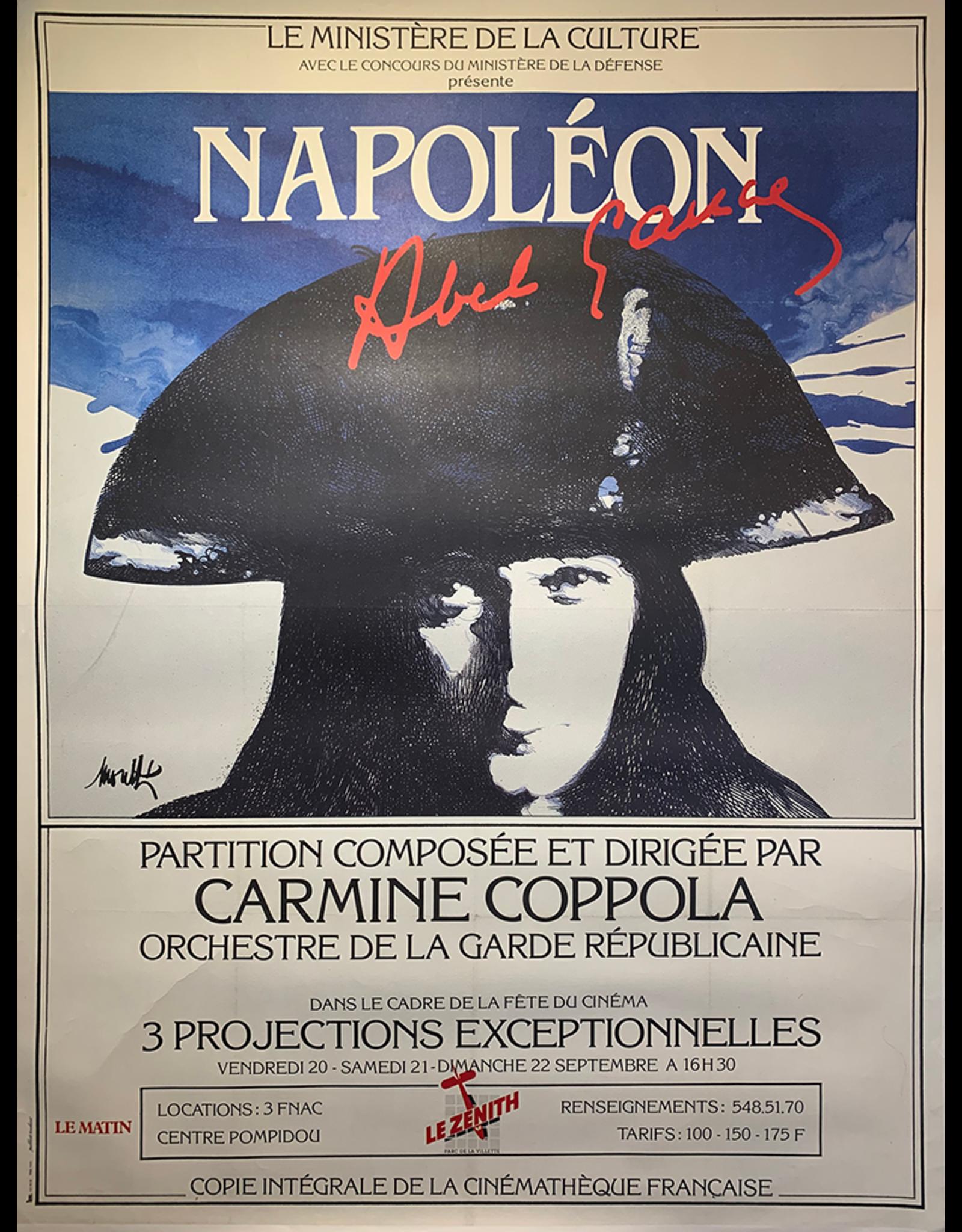 SPV Napoleon, Abel Gance 1981