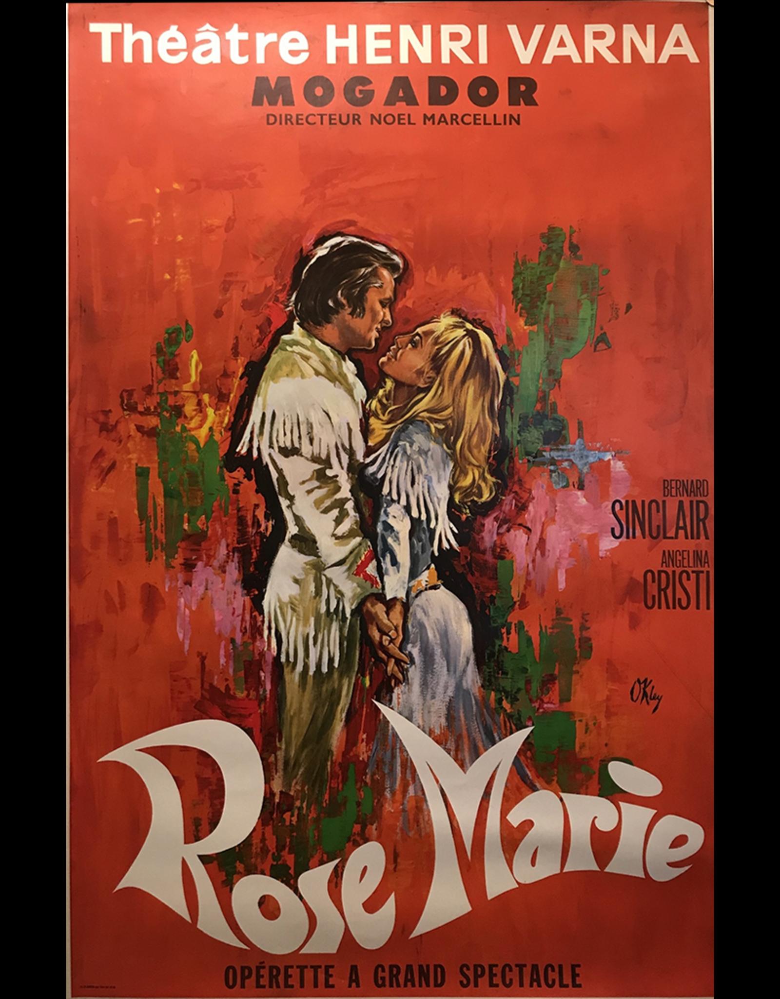 SPV Rose Marie Operette A Grand Spectacle