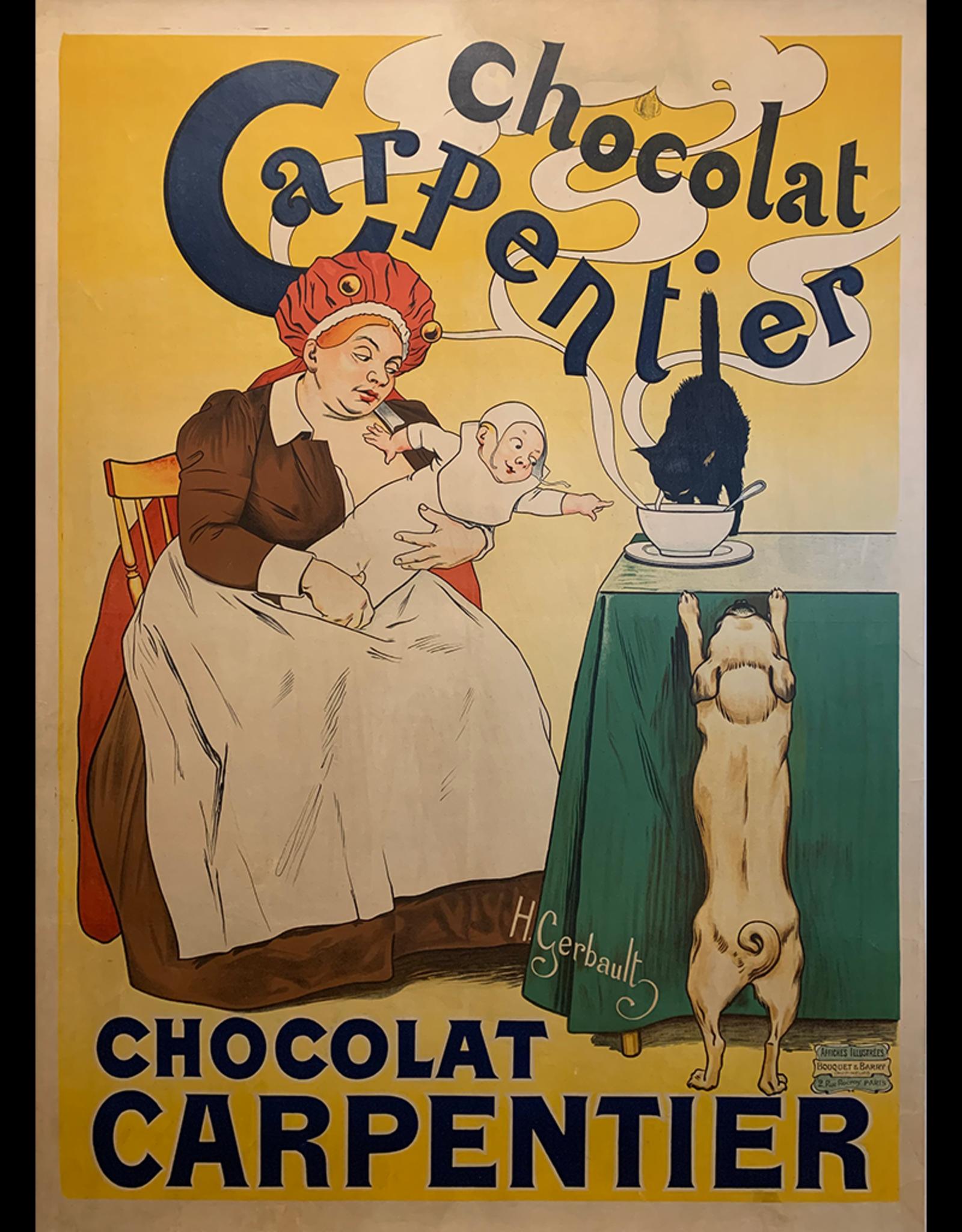 SPV Chocolat Carpentier