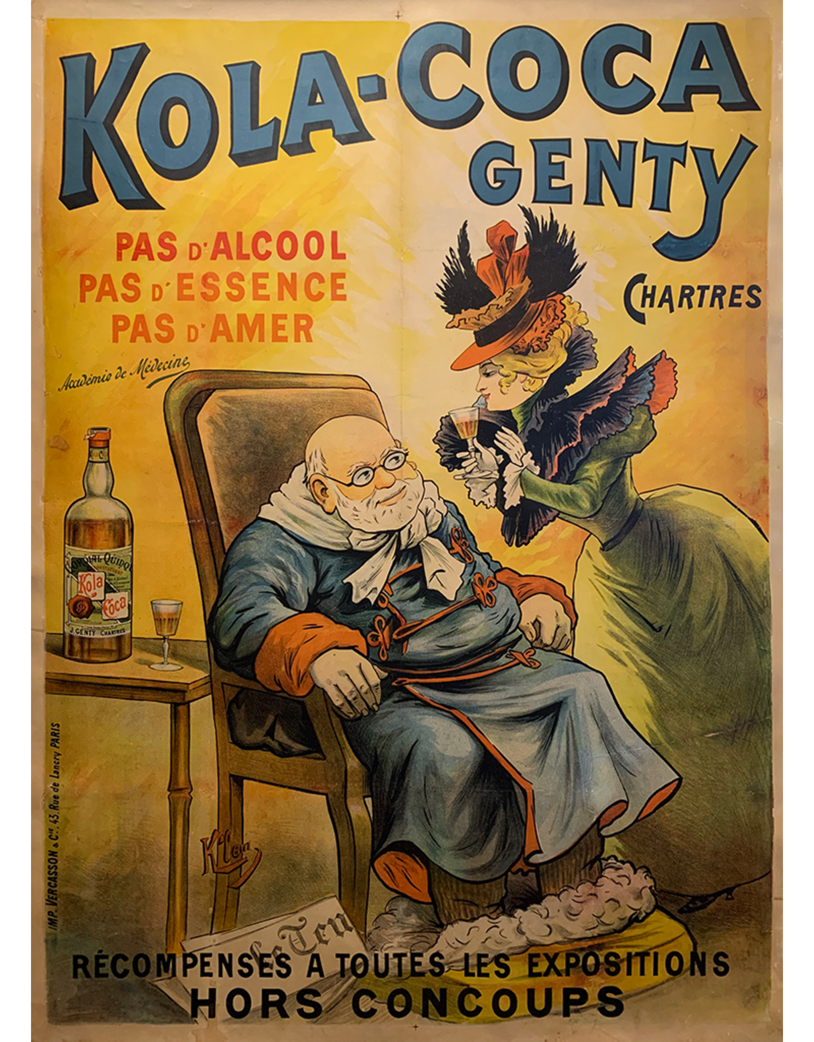 SPV Kola-Coca Genty