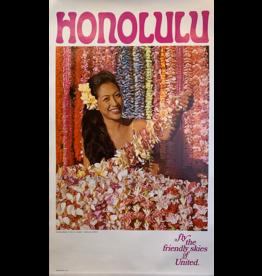 SPV Honolulu. Fly the Friendly Skies of United