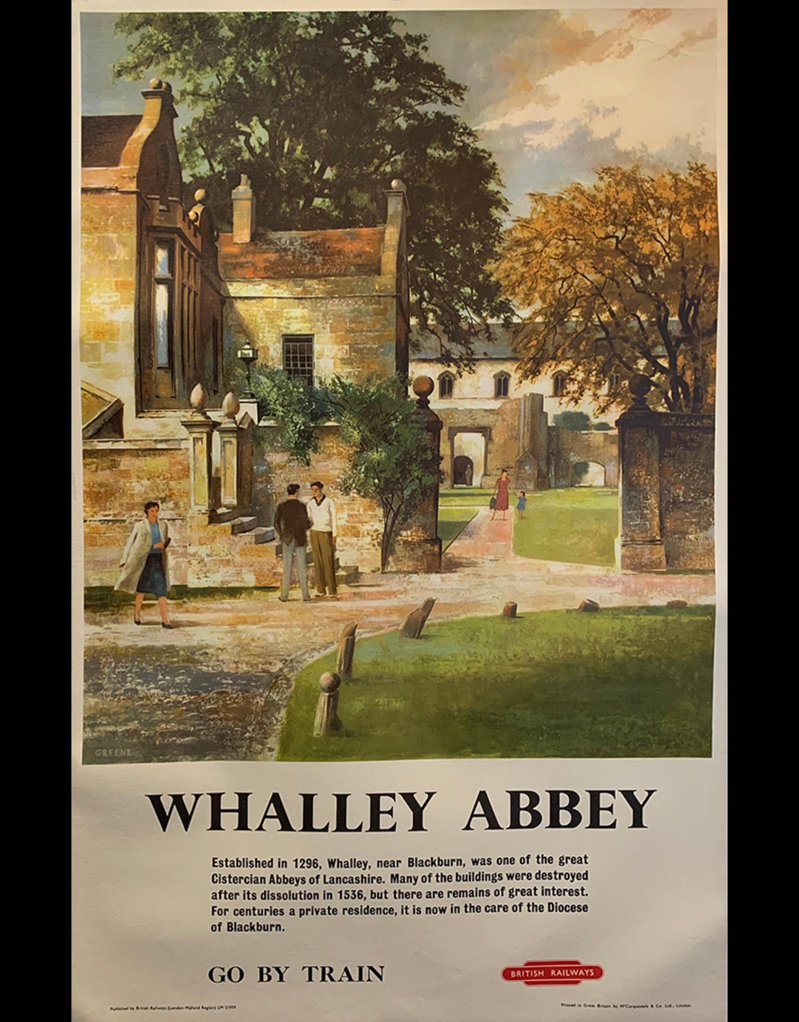 SPV Whalley Abbey,