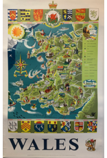 SPV Wales, map with Crests