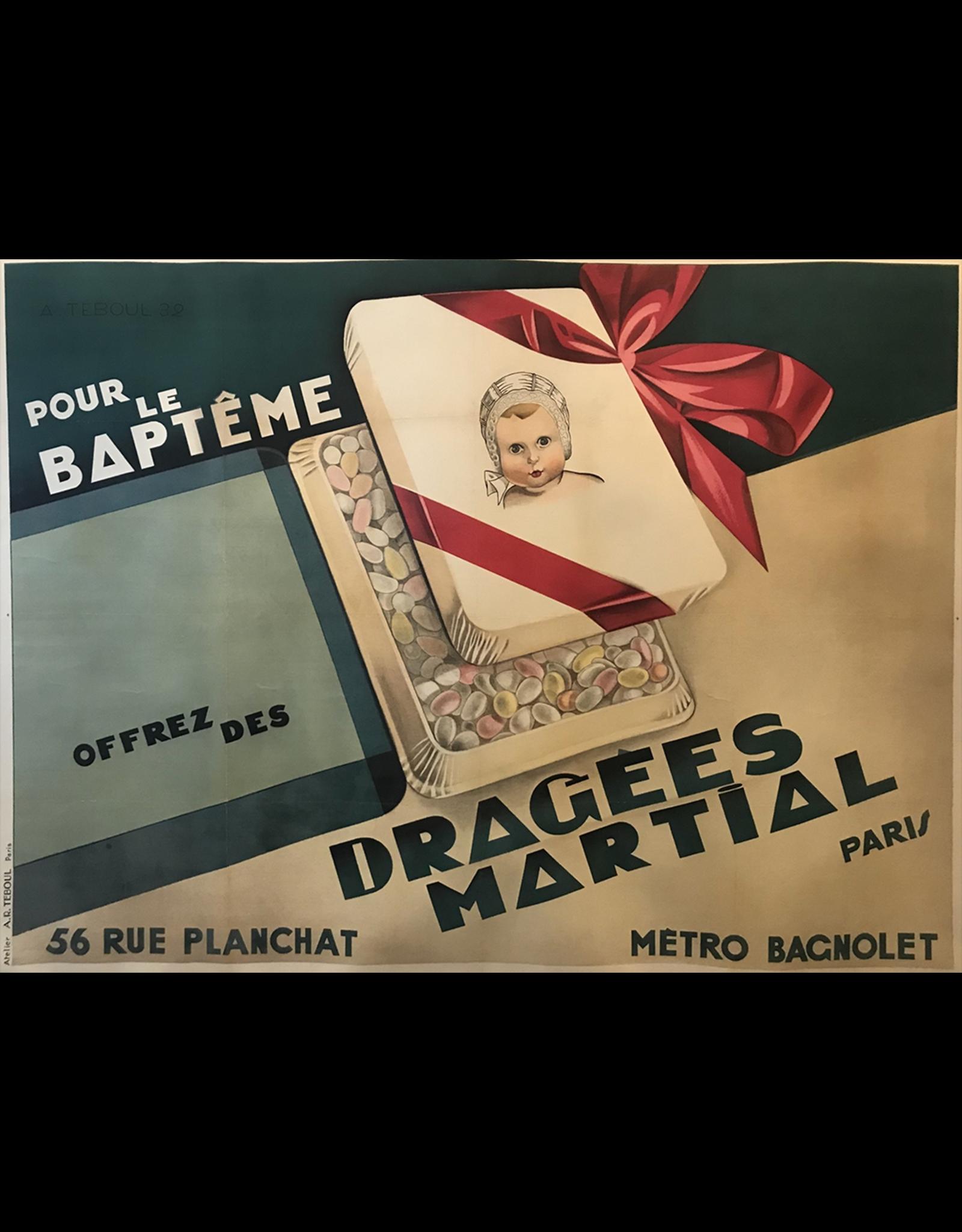 SPV Dragees Martial Paris