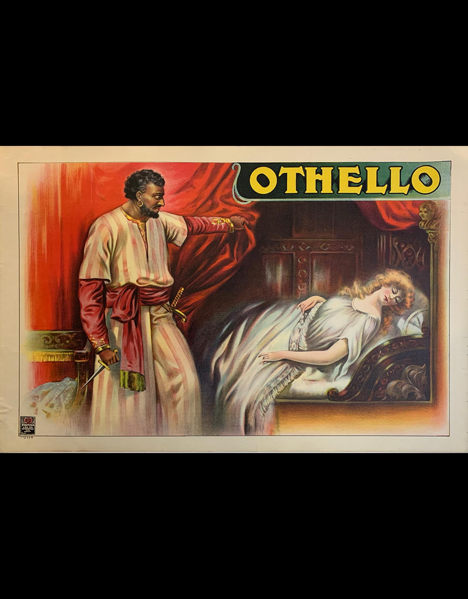 SPV Othello, 1910, England