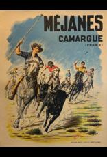 SPV Mejanes Camargue France 1950