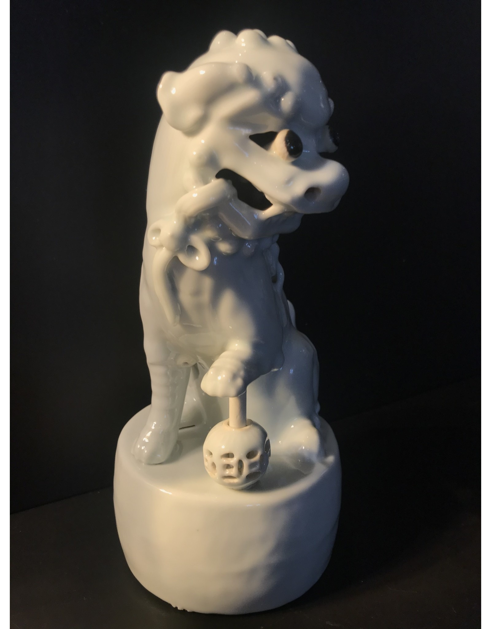 SPV Porcelain Foo Dog
