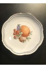 SPV Set of 6 Schumann Arzberg Germany Fruit Plates