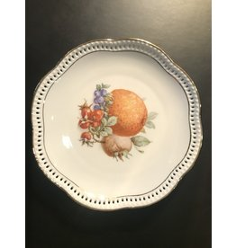 SPV Set of 6 Schumann Arzberg Germany Fruit Plates
