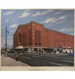 SPV Olympia Stadium By William Moss #662/2500