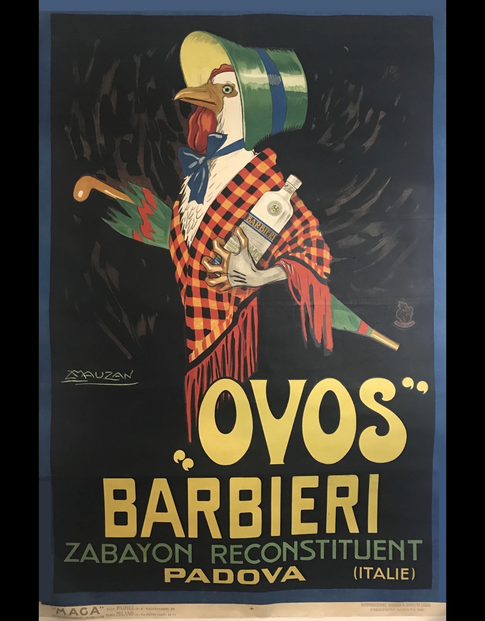 SPV Ovos Barbieri by Mauzan