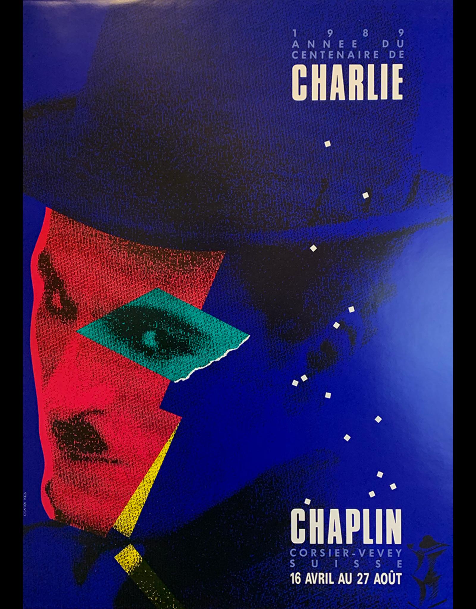 SPV Chaplin Centennial print