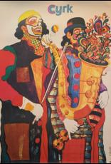 SPV 2 Clown, Sax & Violin bow