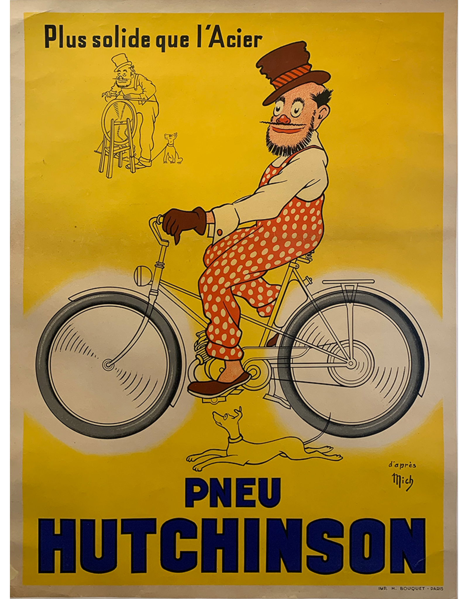 SPV Pneu Hutchinson, 1920