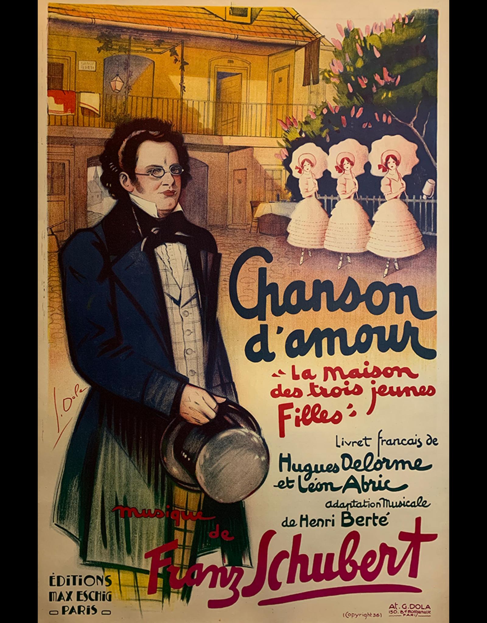 SPV Chanson d'Amour
