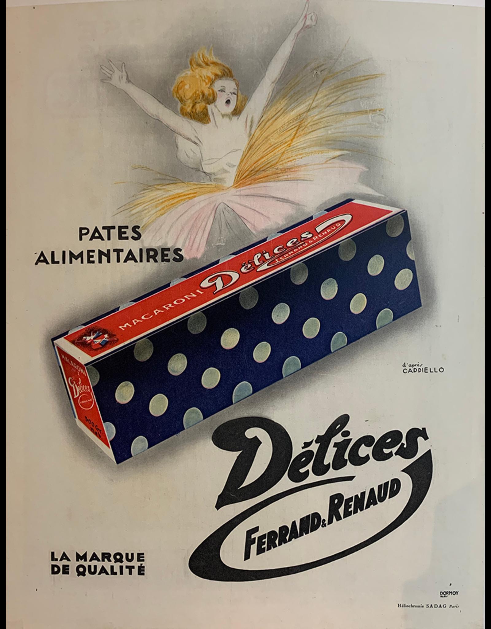 SPV Delices Ferrand & Renaud