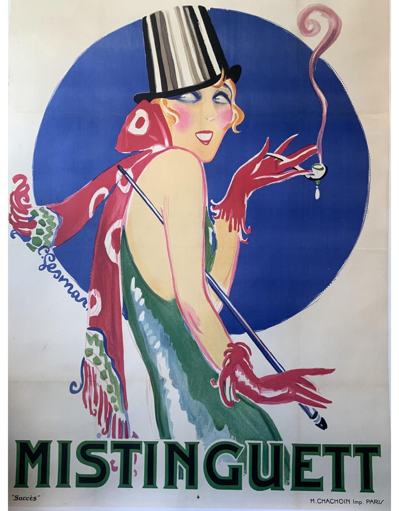 SPV Mistinguett with top hat