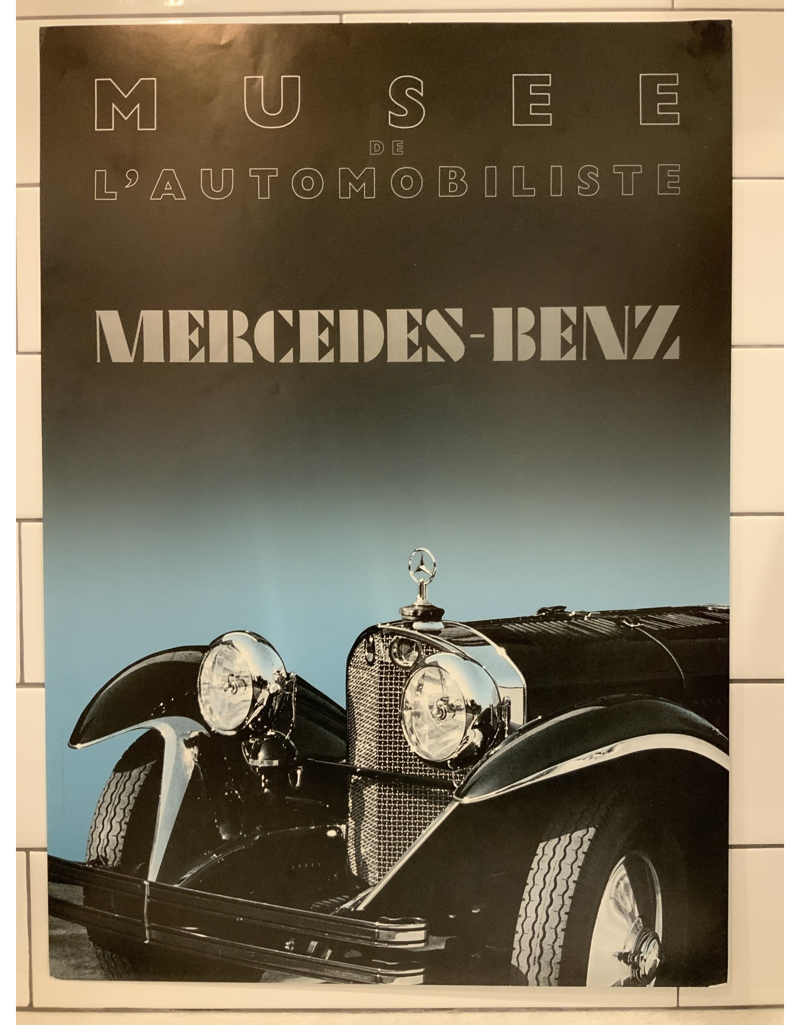 SPV Musee l'Autombiliste  Mercedes-Benz