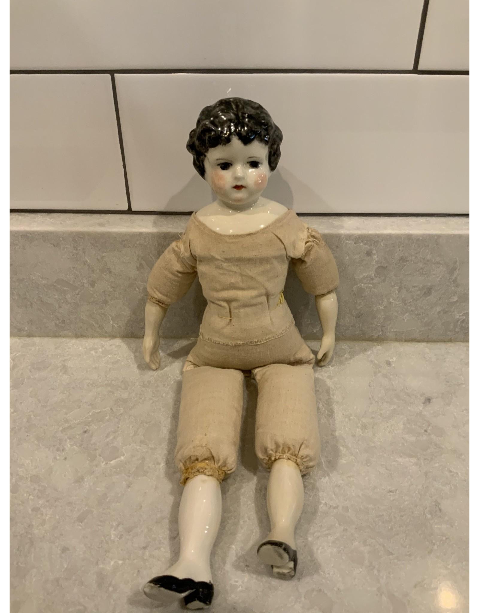SPV Vintage 1900s China Head Doll