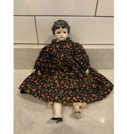 SPV Vintage 1900s China Head Doll