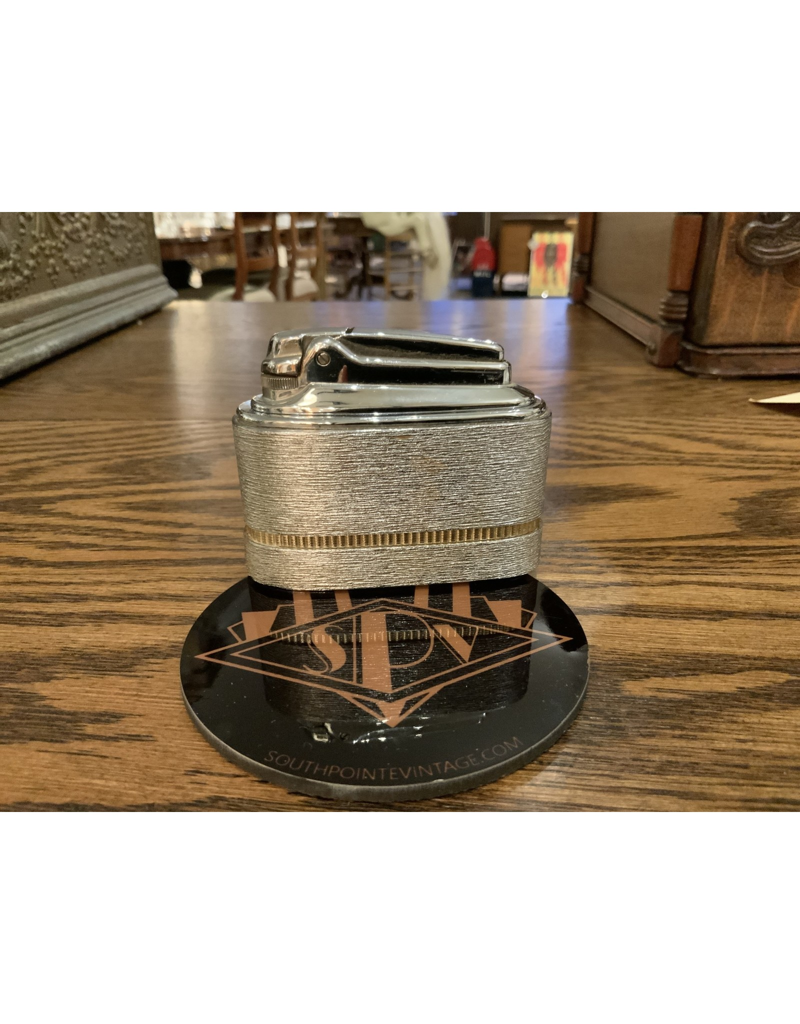 SPV MCM Silver Ronson Lighter