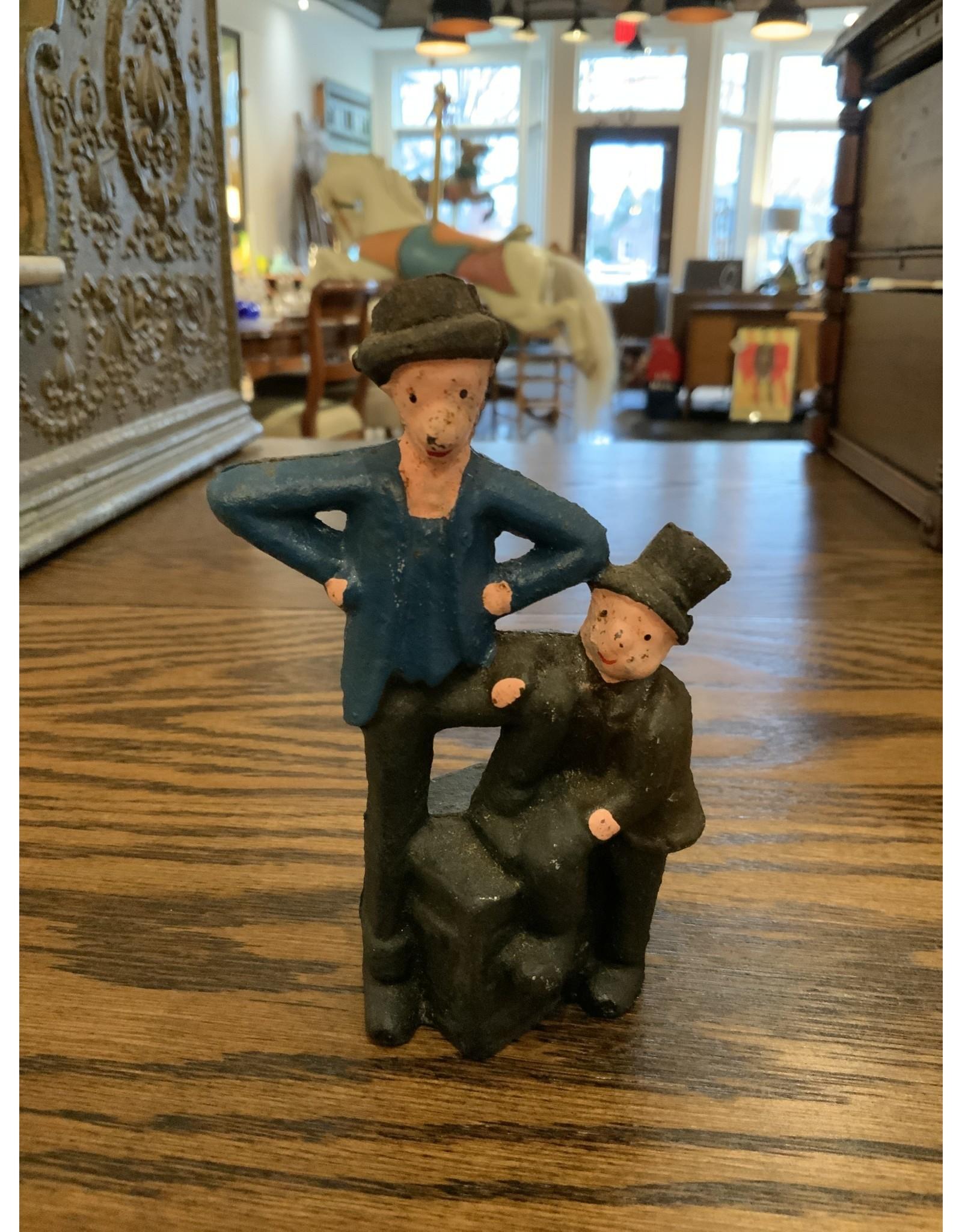 SPV Mutt & Jeff 1920s Penny Bank
