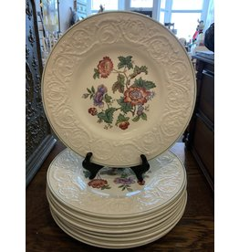 "SPV Tapestry by WEDGWOOD 10 1/2"" Dinner Plate set of 10"