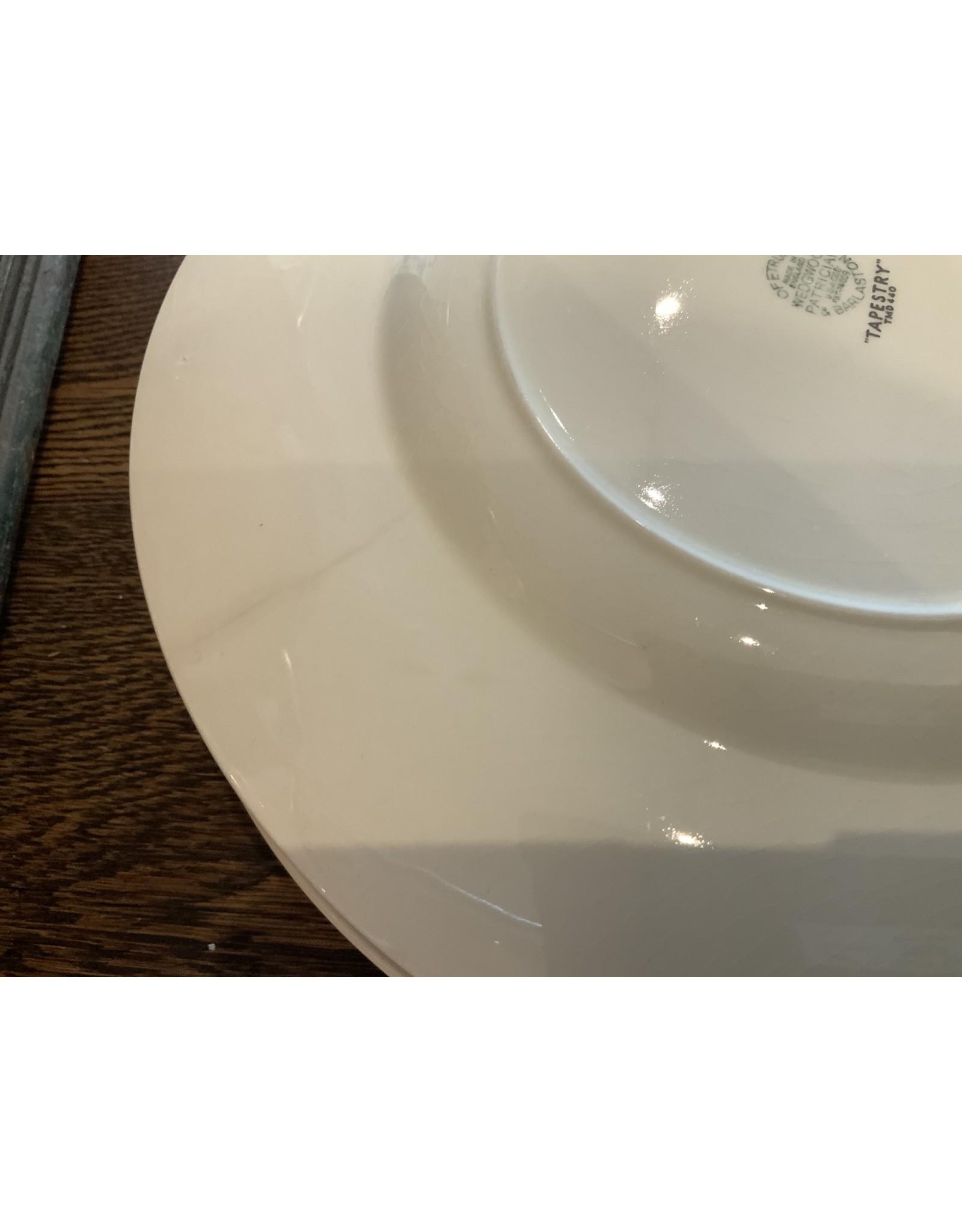 "SPV Tapestry by WEDGWOOD 10 1/2"" Dinner Plate set of 10"