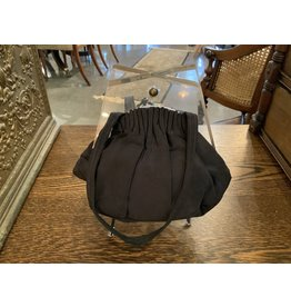 SPV Vintage 1940s Lucite and black handbag