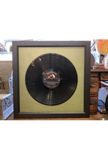 Bix Framing Framed Record Display