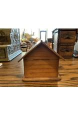 SPV 1800s Victorian Dog House Cigar Humidor