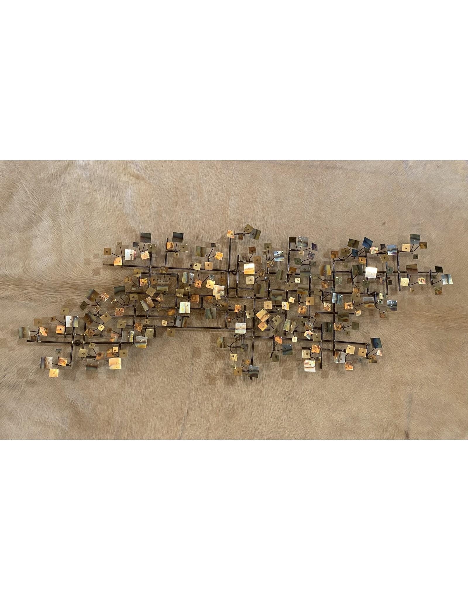SPV MCM Copper Wall Sculpture