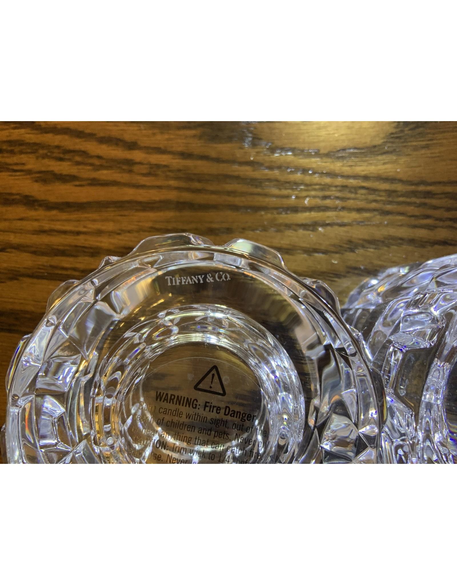 SPV Set of Tiffany & Co. Sierra Votives